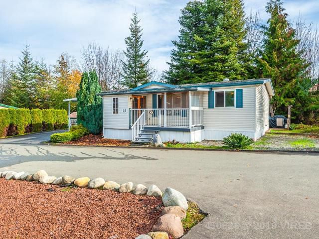 Main Photo: 18 1733 WHIBLEY ROAD in COOMBS: Z5 Errington/Coombs/Hilliers Manufactured/Mobile for sale (Zone 5 - Parksville/Qualicum)  : MLS®# 450626
