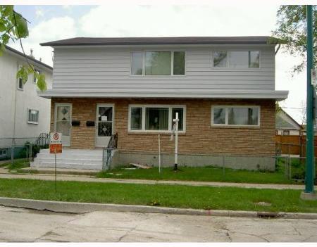 Main Photo: 990 BURROWS AV in WINNIPEG: Residential for sale (Canada)  : MLS®# 2910233