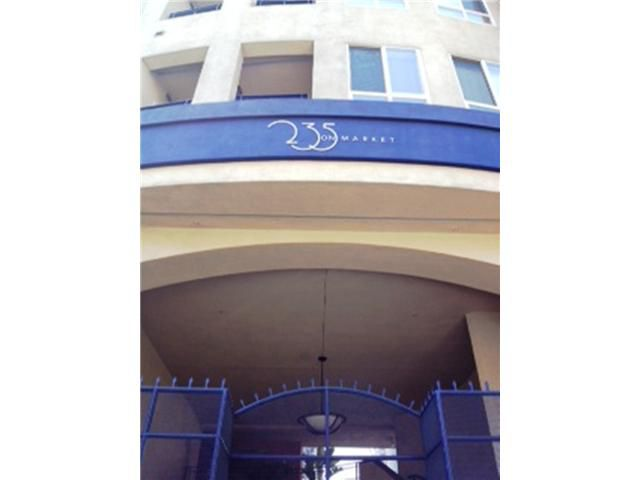 Main Photo: DOWNTOWN Home for sale or rent : 1 bedrooms : 235 Market #310 in San Diego