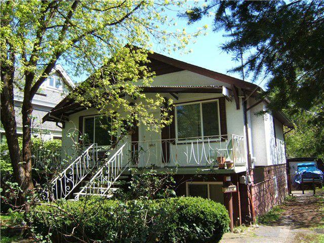 Main Photo: 3372 FLEMING Street in Vancouver: Knight House for sale (Vancouver East)  : MLS®# V995160