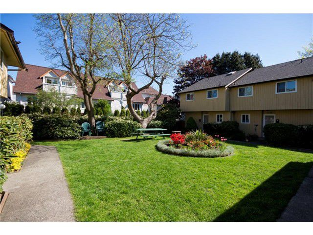 Main Photo: 3340 FINDLAY ST in Vancouver: Victoria VE Townhouse for sale (Vancouver East)  : MLS®# V1005789