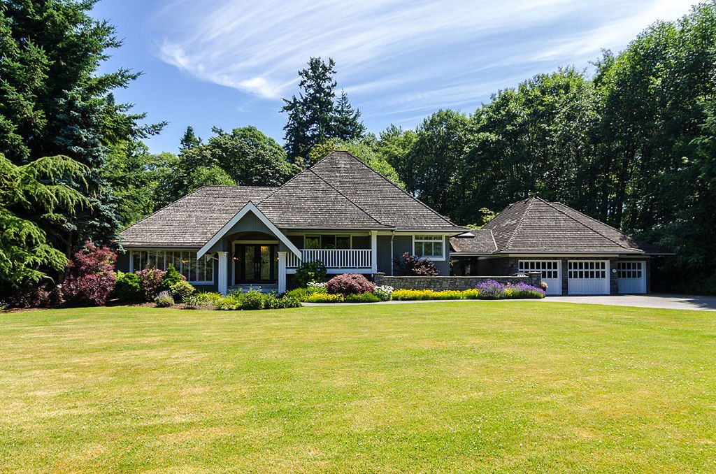 Main Photo: 2478 136TH Street in Surrey: Elgin Chantrell House for sale (South Surrey White Rock)  : MLS®# F1316128