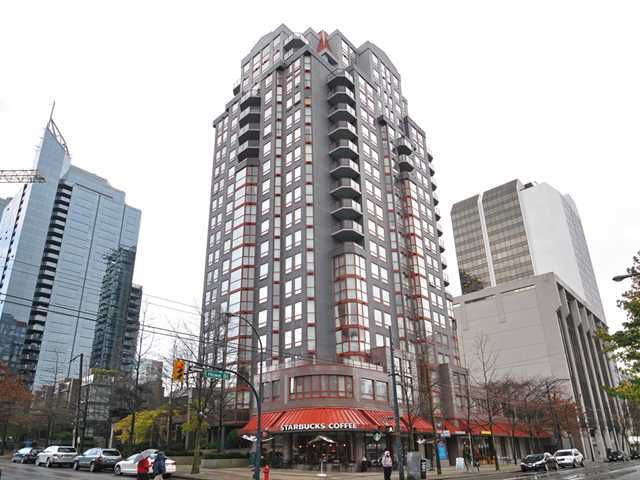 Main Photo: 302-811 Helmcken Street in Vancouver: Downtown Condo for sale (Vancouver West)  : MLS®# V984405