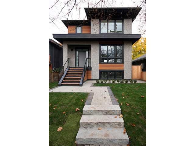 Main Photo: 4602 WINDSOR ST in Vancouver: Fraser VE House for sale (Vancouver East)  : MLS®# V1033935
