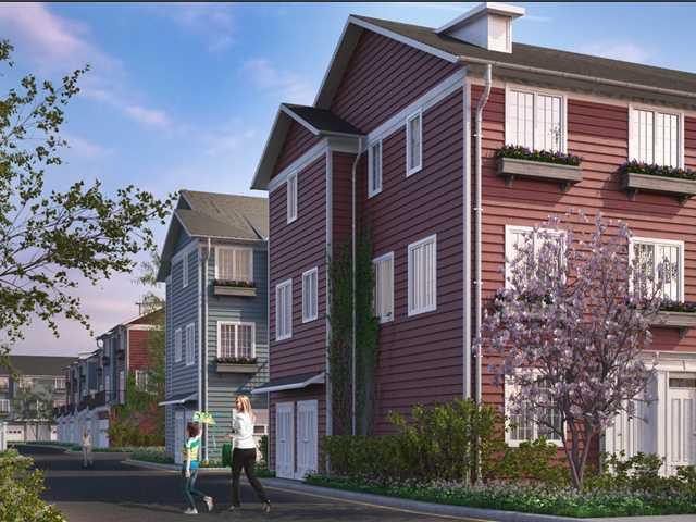 Main Photo: # 1 9691 ALBERTA RD in Richmond: Brighouse Condo for sale : MLS®# V1053579