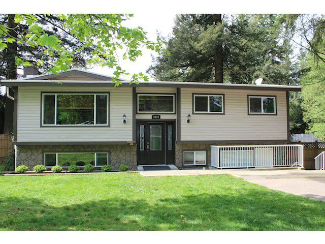 Main Photo: 2633 Beck Road in : Central Abbotsford House for sale (Abbotsford)  : MLS®# F1439588