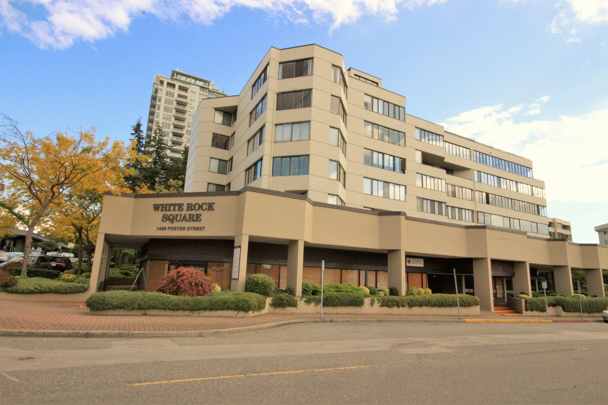 Main Photo: 506 - 1480 Foster St: White Rock Condo for sale (South Surrey White Rock)  : MLS®# R2117828