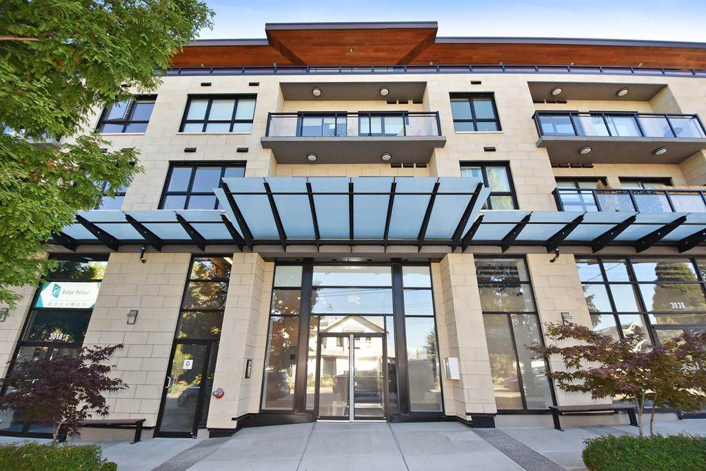Main Photo: 305 3028 ARBUTUS STREET in Vancouver: Kitsilano Condo for sale (Vancouver West)  : MLS®# R2338306