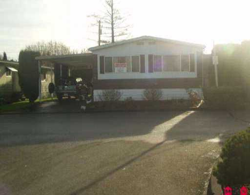 """Main Photo: 31 8254 134TH ST in Surrey: Queen Mary Park Surrey Manufactured Home for sale in """"Westwood Estates"""" : MLS®# F2526553"""