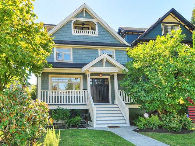 Main Photo: 108 W 19TH Avenue in Vancouver: Cambie House for sale (Vancouver West)  : MLS®# V978165