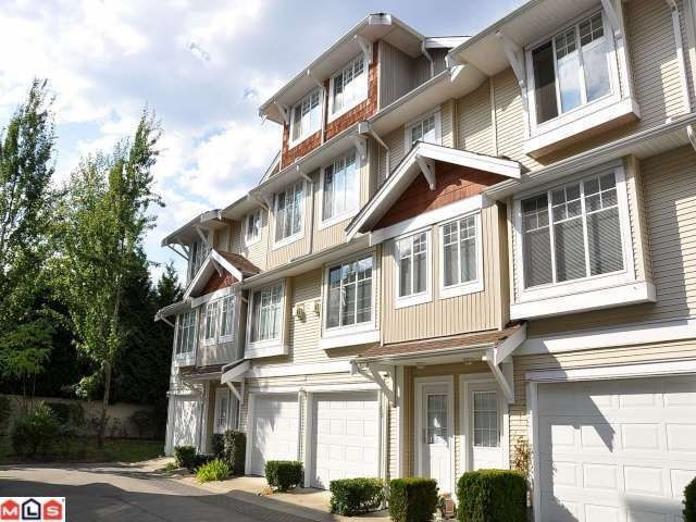 Main Photo: # 58 12110 75A AV in Surrey: West Newton Condo for sale : MLS®# F1223034
