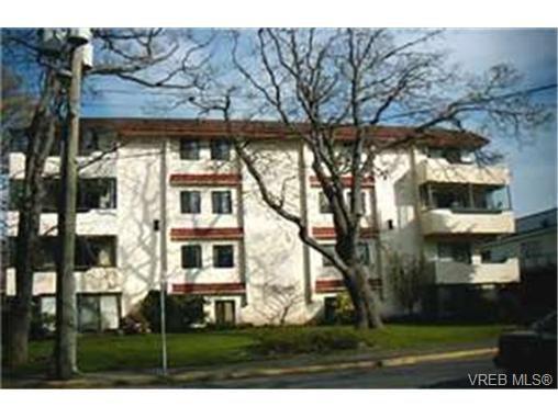 Main Photo: 303 1325 Harrison Street in VICTORIA: Vi Downtown Condo Apartment for sale (Victoria)  : MLS®# 186412
