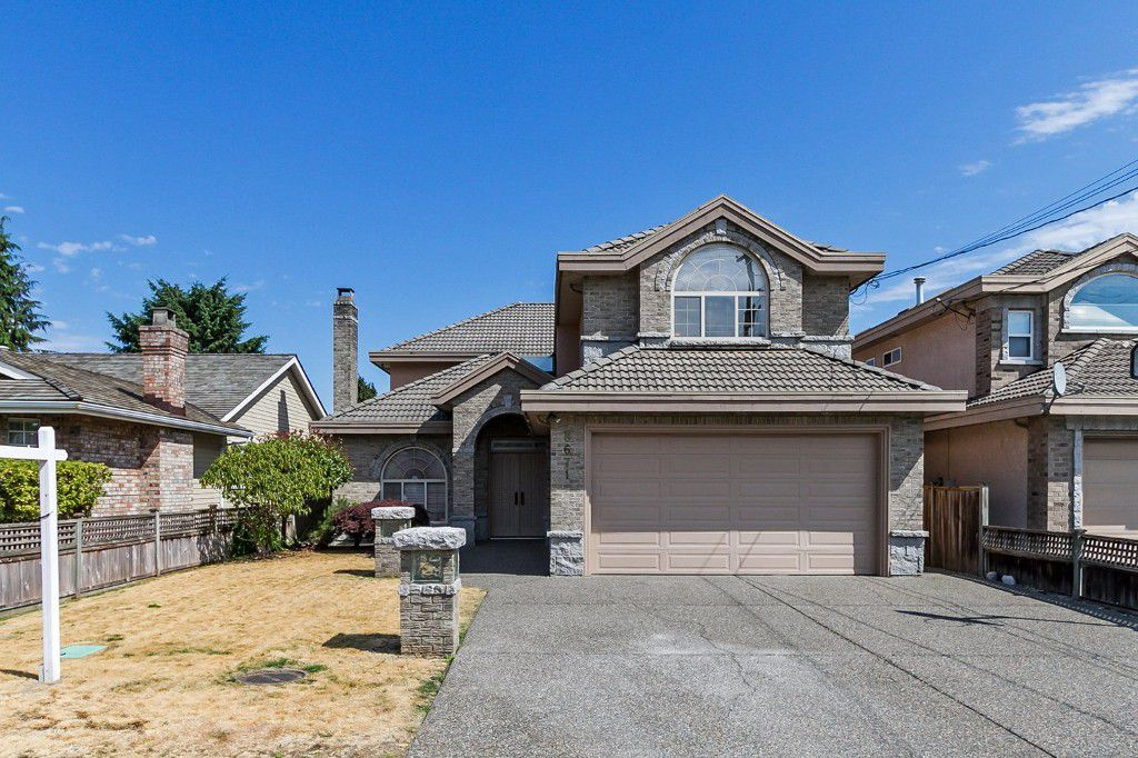 Main Photo: : House  : MLS®# V1130223