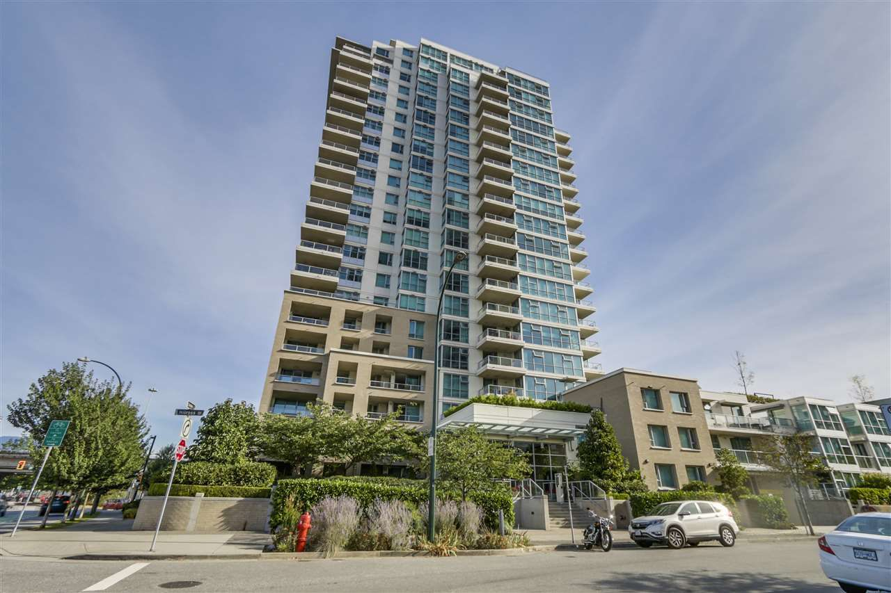 Main Photo: 602 125 MILROSS AVENUE in Vancouver: Mount Pleasant VE Condo for sale (Vancouver East)  : MLS®# R2103975