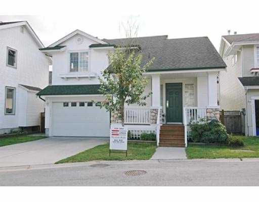 """Main Photo: 19784 HONEYDEW Drive in Pitt Meadows: Central Meadows House for sale in """"MORNINGSIDE"""" : MLS®# V554937"""