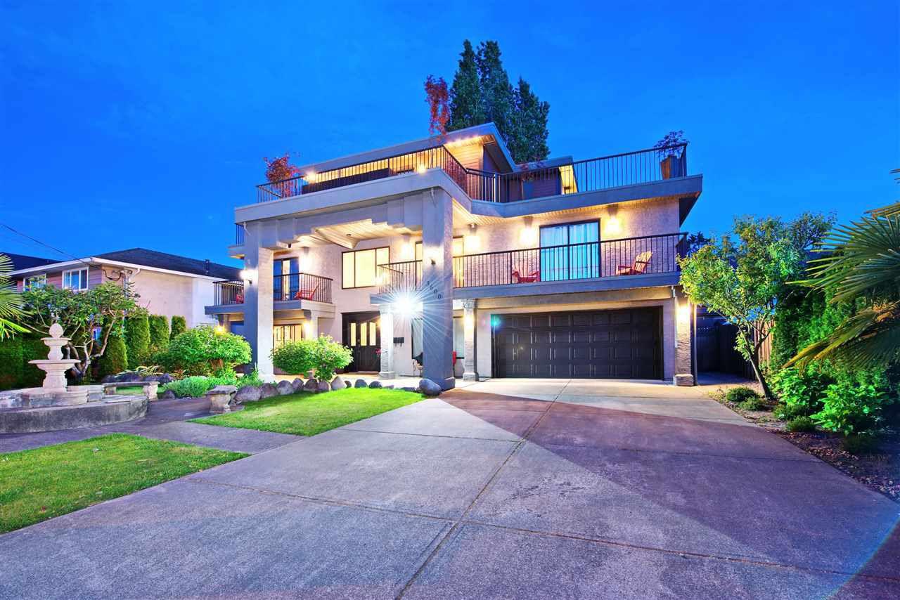 Main Photo: 3600 LAMOND AVENUE in Richmond: Seafair House for sale : MLS®# R2275591