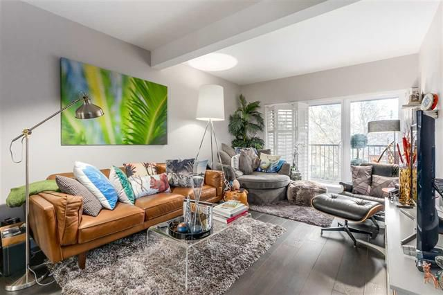 Main Photo: 417 1655 Nelson Street in Vancouver: West End VW Condo for sale (Vancouver West)  : MLS®# R2338327