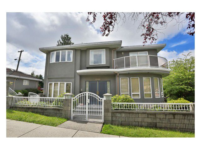 Main Photo: 2008 E 61ST Avenue in Vancouver: Fraserview VE House for sale (Vancouver East)  : MLS®# V970925