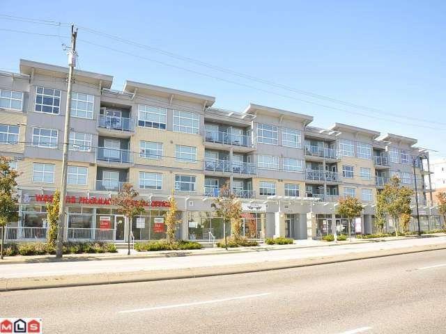 "Main Photo: 415 7445 120TH Street in Delta: Scottsdale Condo for sale in ""TREND"" (N. Delta)  : MLS®# F1223325"