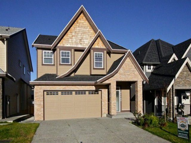 """Main Photo: 21167 77A Avenue in Langley: Willoughby Heights House for sale in """"YORKSON SOUTH"""" : MLS®# F1228759"""