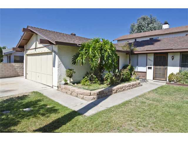 Main Photo: POWAY House for sale : 5 bedrooms : 13033 Earlgate Court