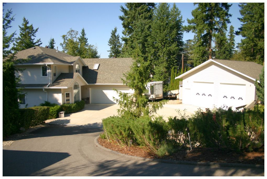 Main Photo: 4551 Northeast 20 Street in Salmon Arm: NE Salmon Arm House for sale (Shuswap/Revelstoke)  : MLS®# 10075068