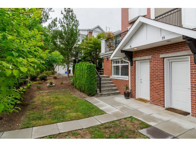 Main Photo: # 16 19551 66TH AV in Surrey: Clayton Townhouse for sale (Cloverdale)  : MLS®# F1449925