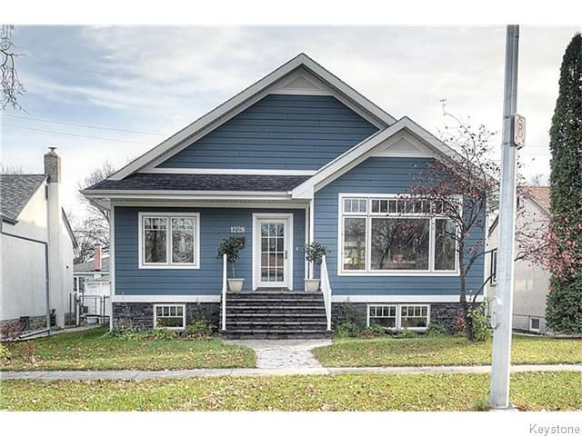 Main Photo: 1228 Fleet Avenue in Winnipeg: Crescentwood Single Family Detached for sale (1Bw)  : MLS®# 1627840