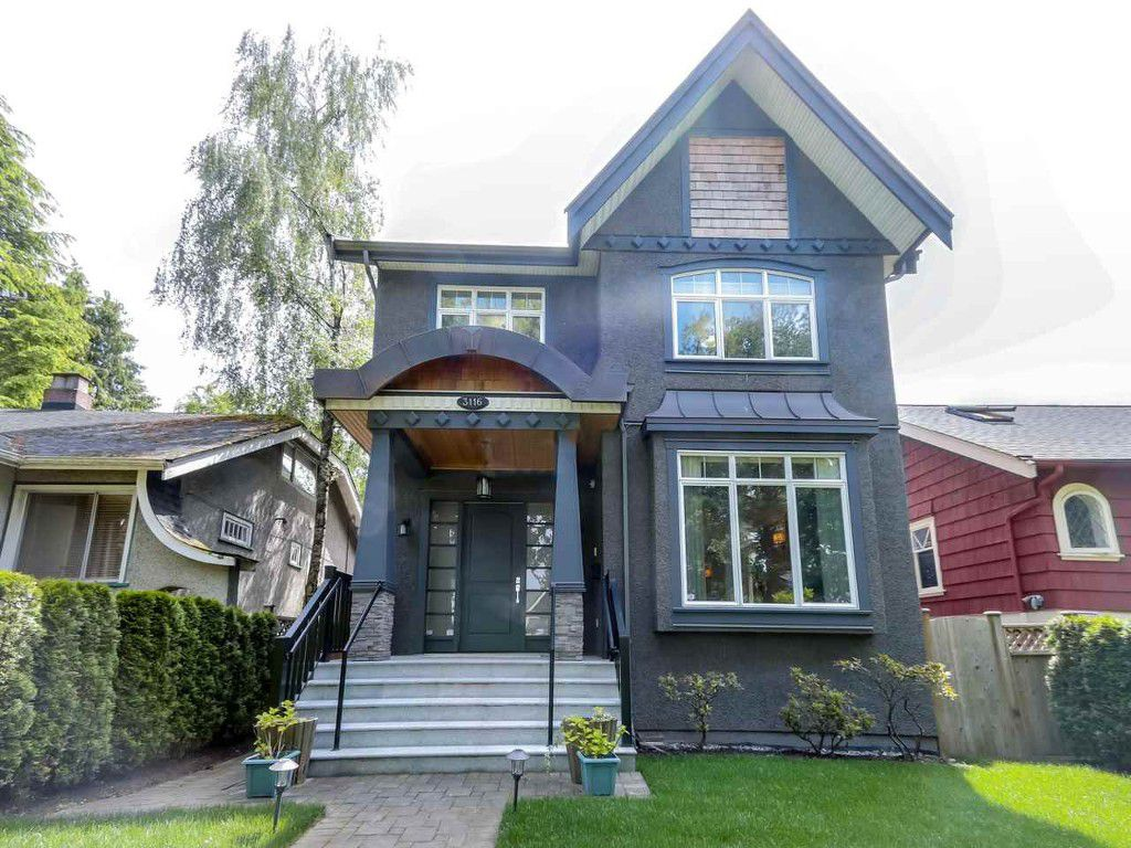 Main Photo: 3116 W 13th Avenue in Vancouver: Kitsilano House for sale (Vancouver West)  : MLS®# R2127731