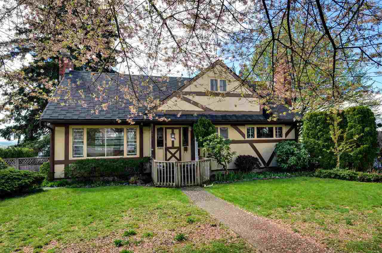 Main Photo: 5588 CLINTON STREET in Burnaby: South Slope House for sale (Burnaby South)  : MLS®# R2158598