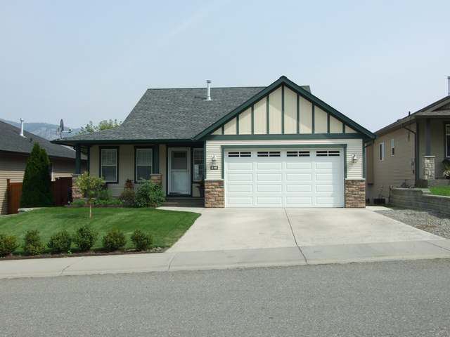 Main Photo: 216 O'CONNOR ROAD in : Dallas House for sale (Kamloops)  : MLS®# 130660