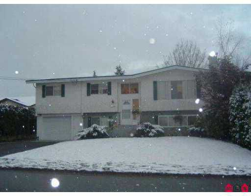 "Main Photo: 46154 CLARE AV in Chilliwack: Fairfield Island House for sale in ""FAIRFIELD ISLAND"" : MLS®# H2504230"
