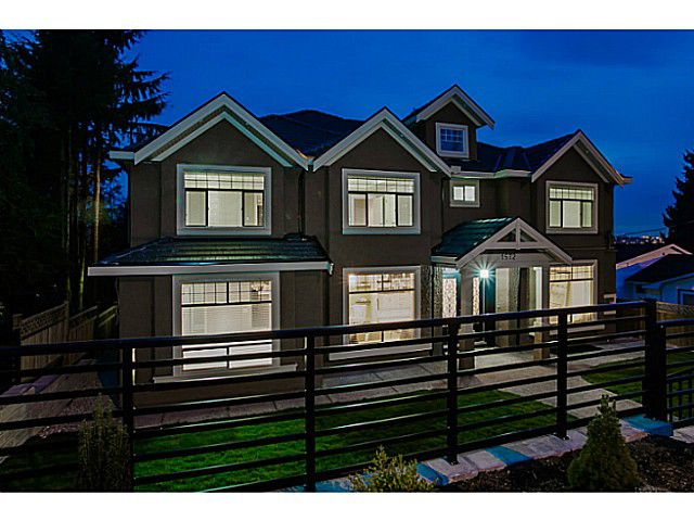 Main Photo: 1572 ROCHESTER Avenue in Coquitlam: Central Coquitlam House for sale : MLS®# V997898
