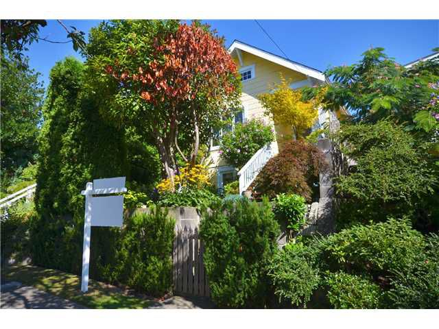 """Main Photo: 453 E 28TH Avenue in Vancouver: Fraser VE House for sale in """"Main Street"""" (Vancouver East)  : MLS®# V1022211"""