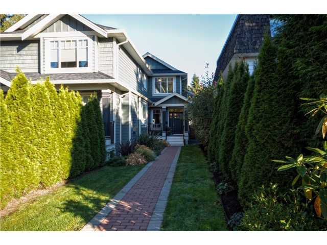Main Photo: 252 E 17TH ST in North Vancouver: Central Lonsdale Condo for sale : MLS®# V1033104