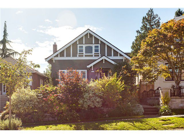 Main Photo: 4464 W 9TH AV in Vancouver: Point Grey House for sale (Vancouver West)  : MLS®# V1087976