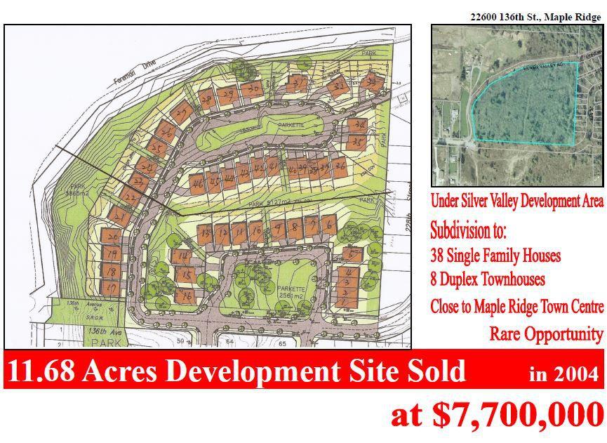 Main Photo: 22600 136 in maple ridge: Home for sale