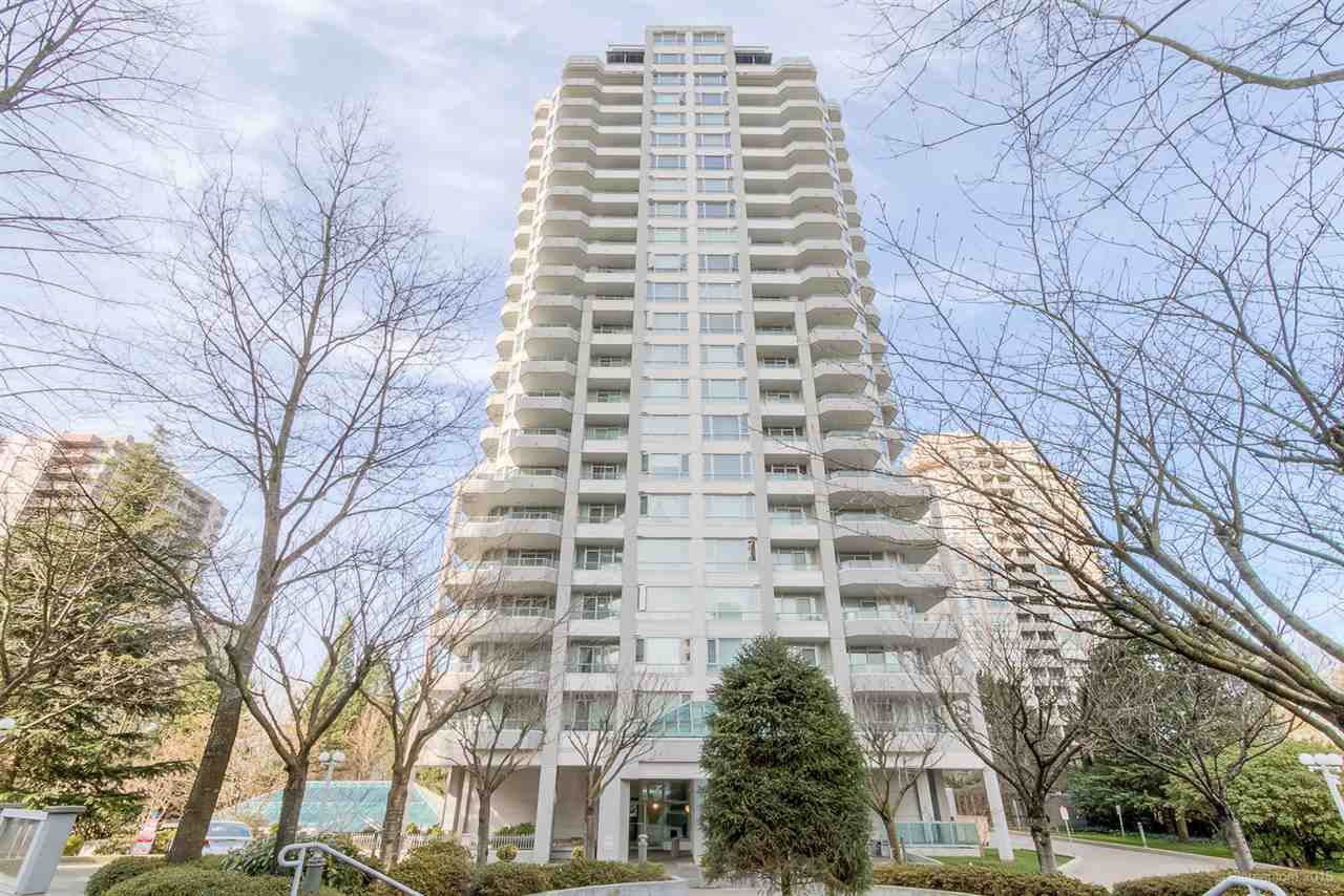 Main Photo: 500 4825 HAZEL STREET in Burnaby: Forest Glen BS Condo for sale (Burnaby South)  : MLS®# R2038287