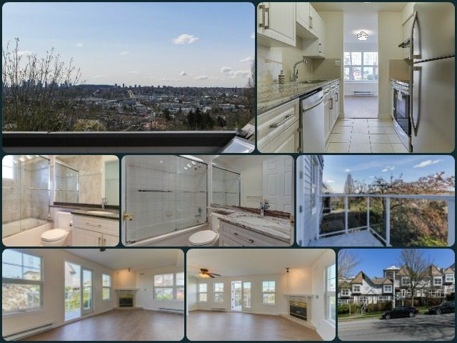 Main Photo: 302 3787 PENDER STREET in Burnaby: Willingdon Heights Condo for sale (Burnaby North)  : MLS®# R2155660