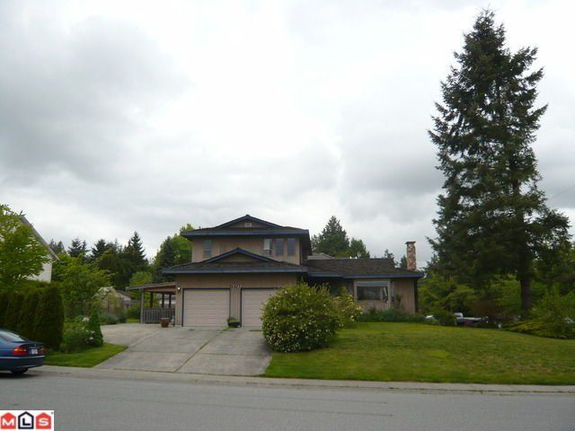 "Main Photo: 15793 102ND Avenue in Surrey: Guildford House for sale in ""Summerset Area"" (North Surrey)  : MLS®# F1212964"