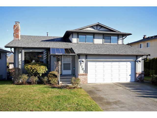 """Main Photo: 3702 SQUAMISH in Abbotsford: Central Abbotsford House for sale in """"Parkside Estates"""" : MLS®# F1301523"""