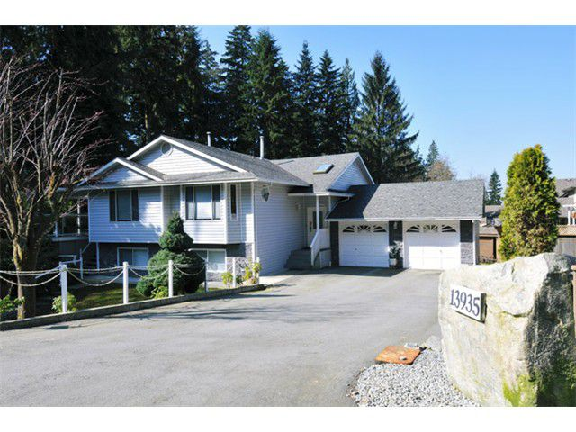 "Main Photo: 13935 232ND Street in Maple Ridge: Silver Valley House for sale in ""ANDERSON CREEK ESTATES"" : MLS®# V1014941"
