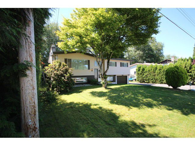 Main Photo: 2511 MENDHAM ST in Abbotsford: Central Abbotsford House for sale : MLS®# F1444289