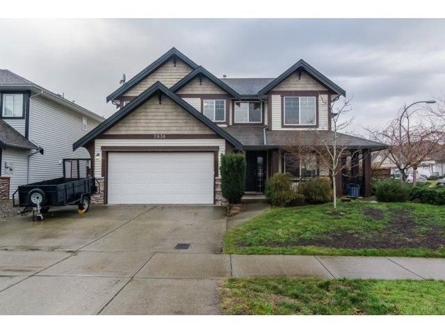 Main Photo: 2836 BOXCAR STREET in Abbotsford: House for sale : MLS®# R2024003
