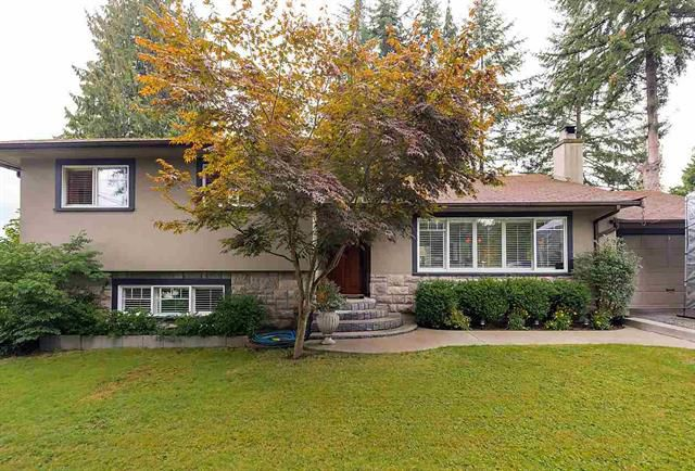 Main Photo: 4235 Mt. Seymour Parkway in North Vancouver: Dollarton House for sale