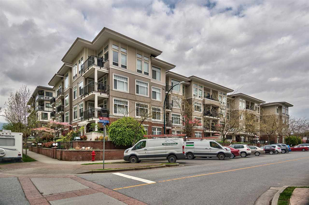 "Main Photo: 116 2353 MARPOLE Avenue in Port Coquitlam: Central Pt Coquitlam Condo for sale in ""EDGEWATER"" : MLS®# R2263819"