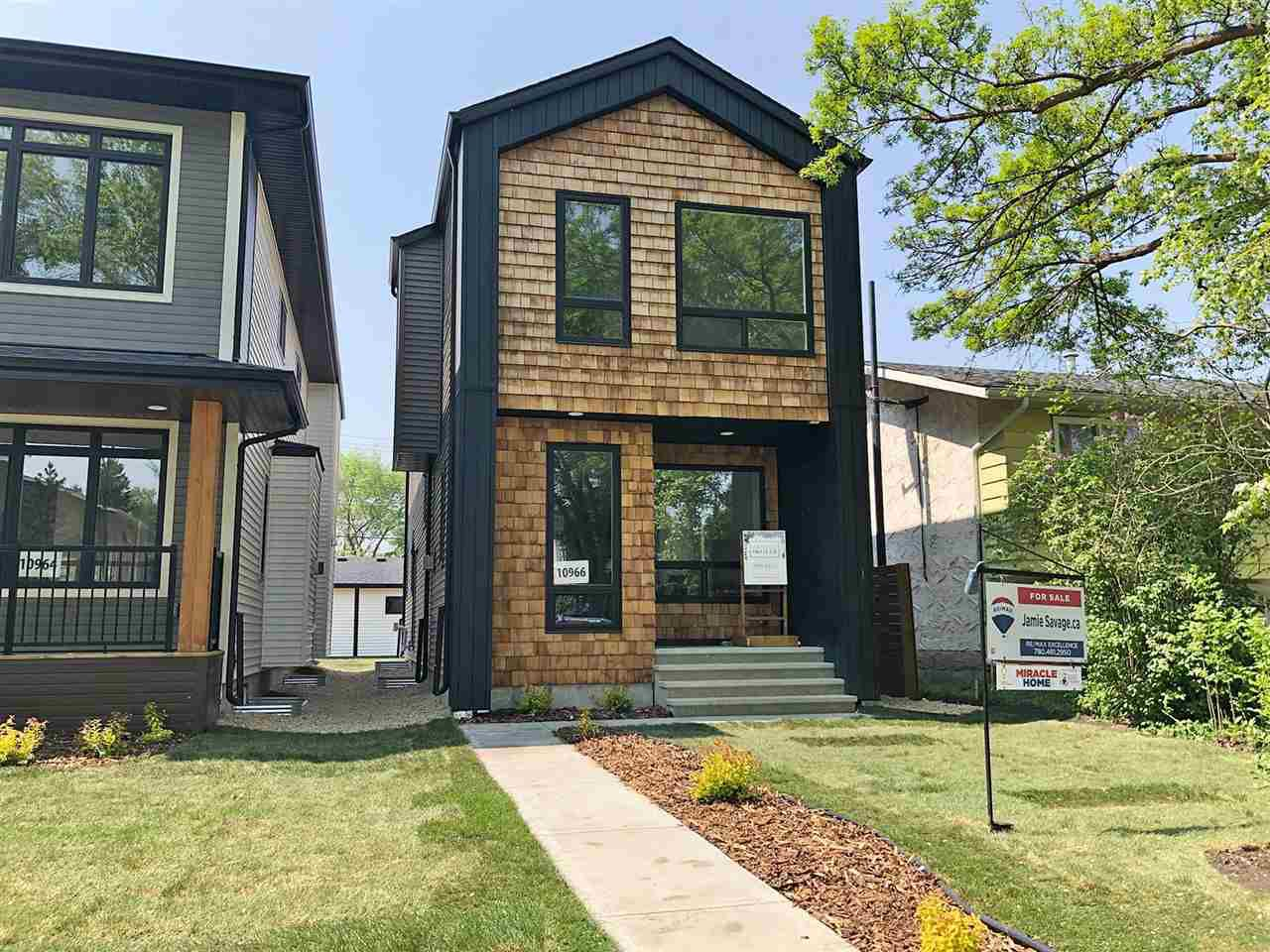 Main Photo: 10966 129 ST NW in Edmonton: Zone 07 House for sale : MLS®# E4149810