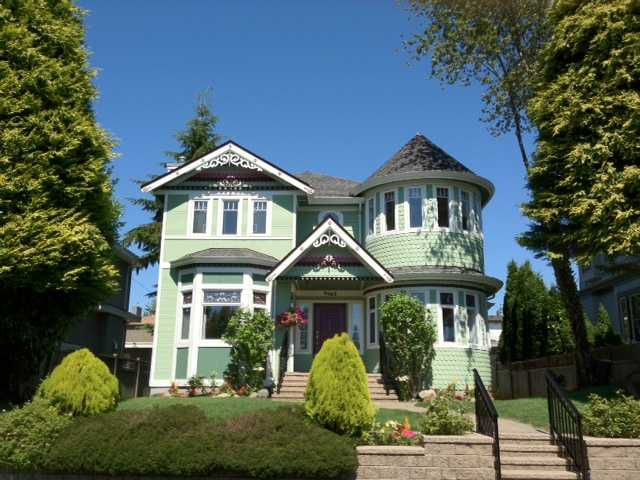 Main Photo: 4085 W 40TH Avenue in Vancouver: Dunbar House for sale (Vancouver West)  : MLS®# V964427