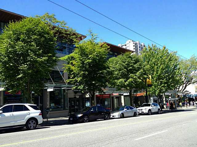 "Main Photo: # 204 1688 ROBSON ST in Vancouver: West End VW Condo for sale in ""Pacific Robson Palais"" (Vancouver West)  : MLS®# V1015053"