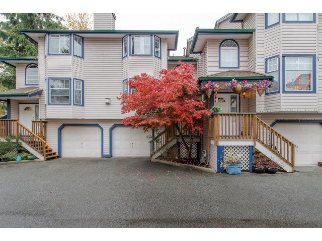 Main Photo: #5 - 2525 Shaftsbury Place in Port Coquitlam: Woodland Acres PQ Townhouse for sale : MLS®# R2013997